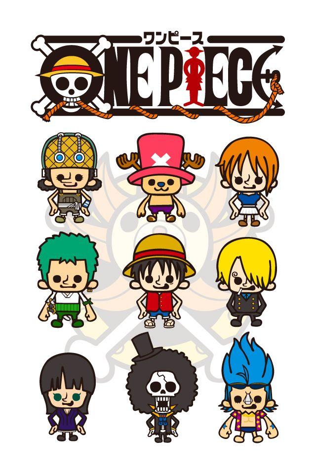 One Piece PSP Theme Wallpaper
