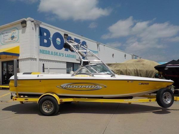Used 2006 Moomba Outback V, Omaha, Ne - 68127 - BoatTrader.com