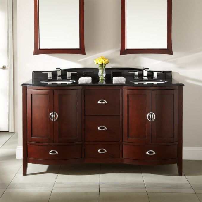 Best Place To Buy Bathroom Cabinets: 17 Best Ideas About Black Bathroom Vanities On Pinterest