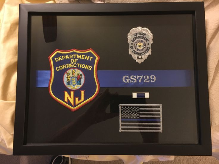 78 Images About Shadow Boxes On Pinterest Police Departments Custom Framing And Retirement