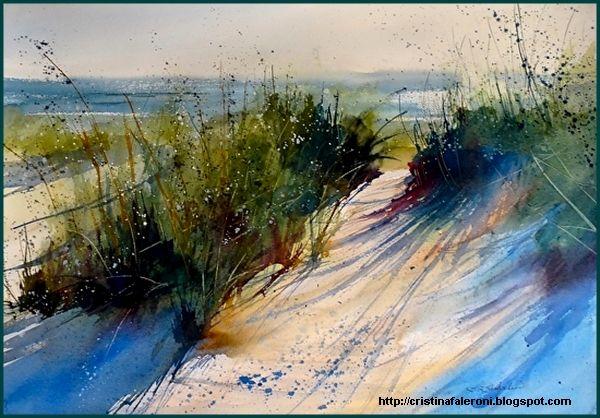 michael atkinson watercolor - Google Search