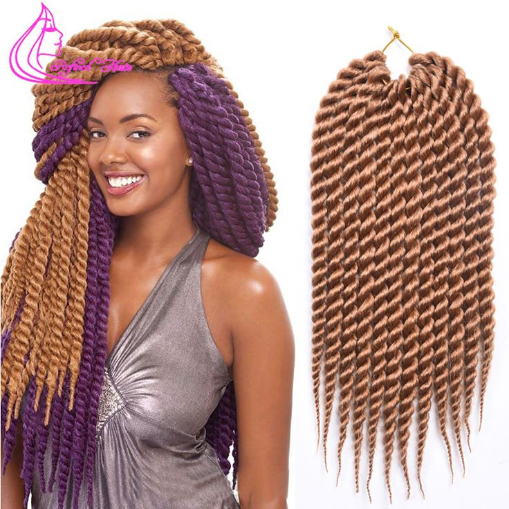 2016 Fshion Xpressions Kanekalon Braiding Hair Havana Mambo Twist Crochet Braids Hairstyles  Kanekalon Braiding Hair Extension