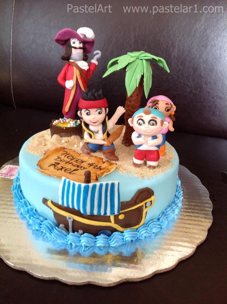 pasteles de jake y los piratas de nunca jamas - Buscar con Google