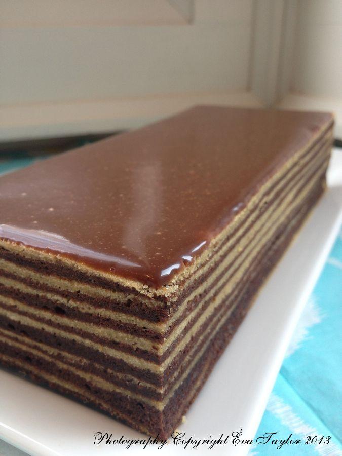 Chocolate Hazelnut Lapis