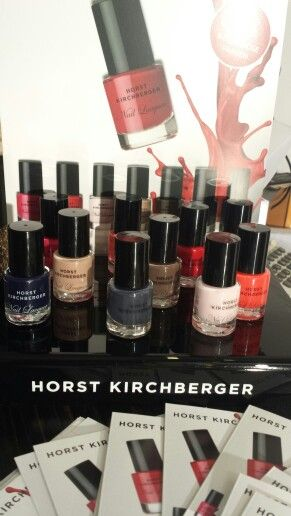 Nail lacquer by Horst kirchberger www.jointhebeauty.gr