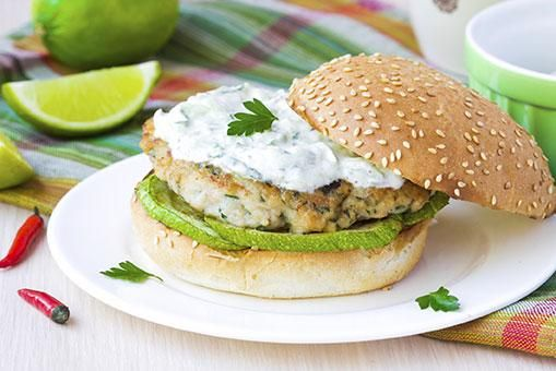Go  Greek with this delicious recipe for Greek Turkey Burgers complete with instructions on how to make your own, homemade tzatziki sauce!