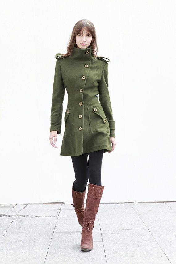 1000  images about 服tmp on Pinterest | Coats Military jackets