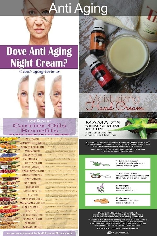 Anti Aging Solutions 5 Best Anti Aging Creams Remedy For Anti