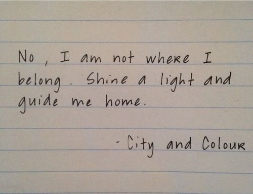 Quotes About Going Back Home. QuotesGram