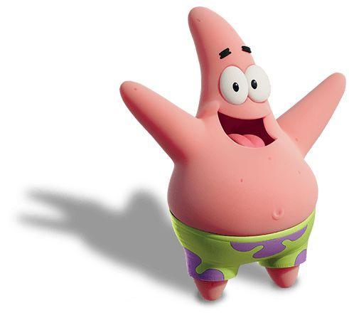 The Spongebob Movie Spongebob Out Of Water | SpongeBob Movie - Patrick