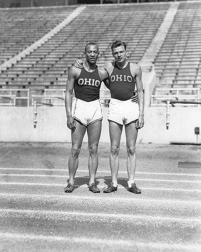 Jesse Owens, via Flickr.