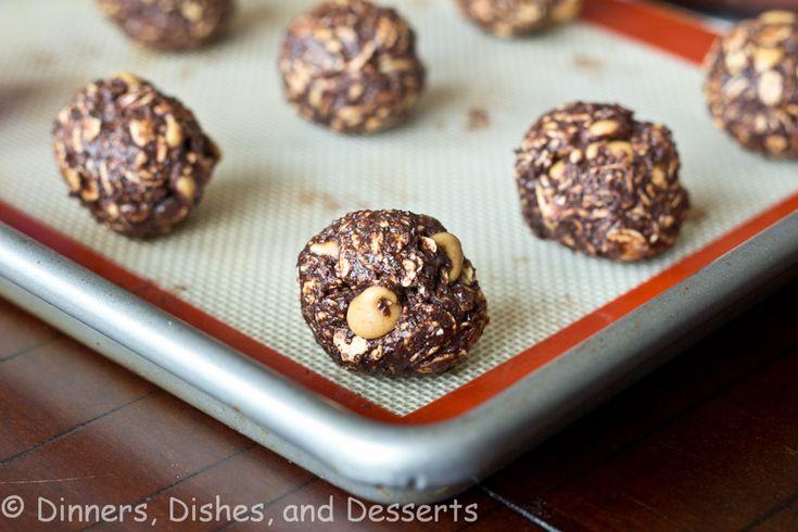 Gluten-free Chocolate Oat Bites – Texanerin Baking