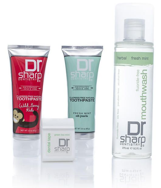 Dr. Sharp & The Detox Market Offer Up Tasty, Natural, Vegan Oral Care - Why Would You Use Anything Else?