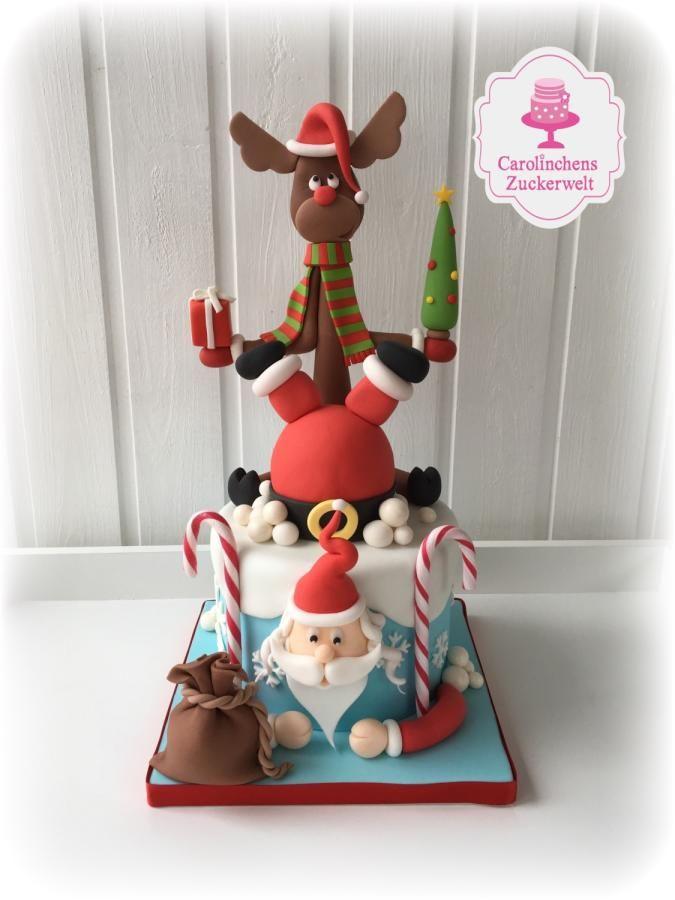 Christmas  by Carolinchens Zuckerwelt