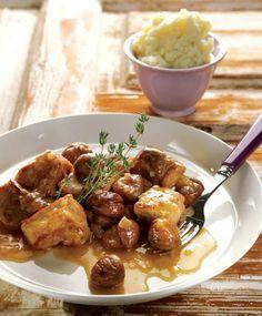 ΑθηνόραμαUmami.gr :Χοιρινό με κάστανα