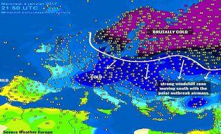 Αuto  Planet Stars: «Πάγωσε η ΒΑ και κεντρική Ευρώπη – Σειρά έχουν τα ...