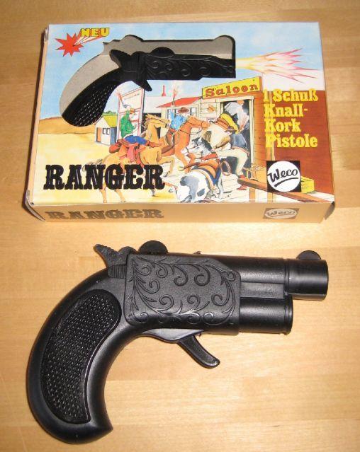 Weco Ranger Knallkorkpistolen