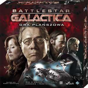 Battlestar Galactica, Planszówka