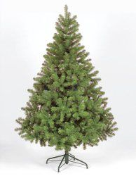 Slim Green Colorado Spruce Artificial Christmas Tree (2.1m / 7ft)