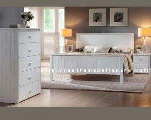 Kamar Tidur Minimalis Model Salur