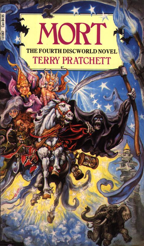 The book that started my Terry Pratchett obsession