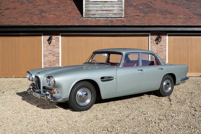 Aston Martin Lagonda Rapide 1966