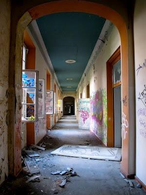 abandoned children's hospital. berlin