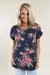 """A fun lightweight top! Body is semi sheer, model is wearing a white cami underneath. True to size. Model is 5'5'' a size 0 wearing a small. Small 0-4 Medium 6-8 Large 10-12 Material: 82% Rayon 15% Poly 3% Spandex  Product Sizing Chart    Size Bust Hip Length Waist   Small 32 N/A 27 38   Medium 34 N/A 27 42   Large 36 N/A 28 44    Model Stats     Model is a US size small.  Height: 5'5"""" Bust: 32"""" Waist: 25"""" Hips: 37"""" Inseam: 31"""""""