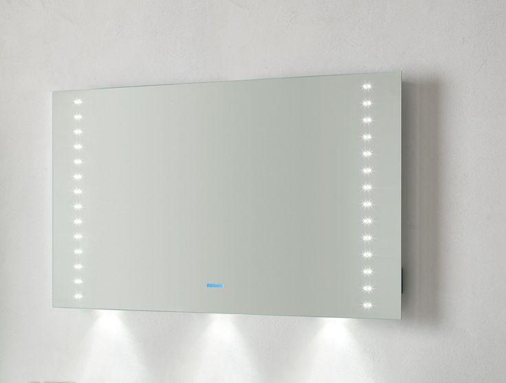 Vanità e casa - specchi illuminati a LED per bagno