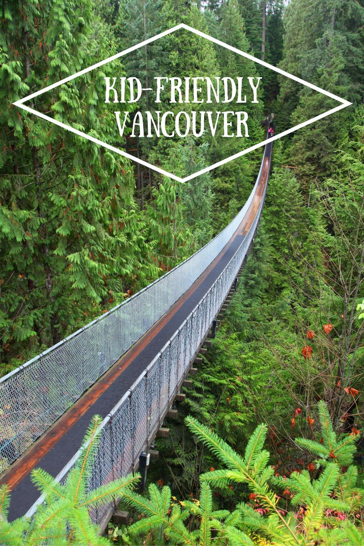 10 Wonder-Filled and Kid-Friendly Activities in Vancouver via Canadian Traveller Magazine. #family #fun #friendly #kids #children #activities #Vancouver #BritishColumbia
