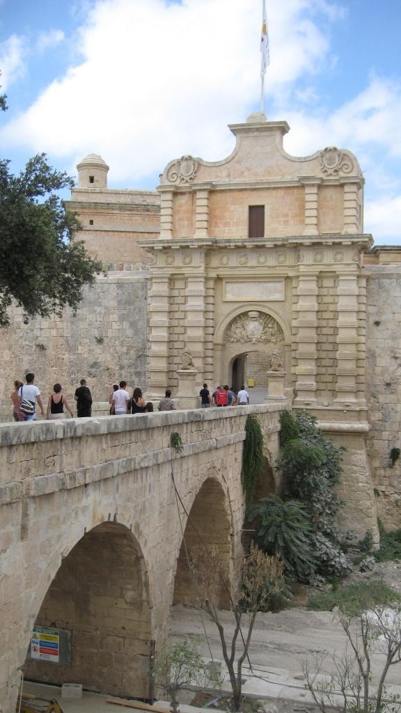 Mdina Gate - King's Landing Gate