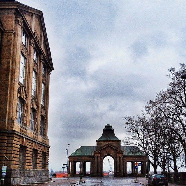 Instatrip: Photos from a Day Trip to Szczecin.