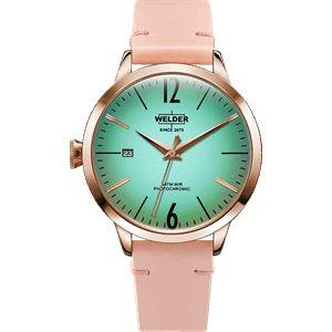 İşte annenize hediye etmek için pudra tonlarında harika bir kol saati. #maximumkart #AnnelerGünü #hediye
