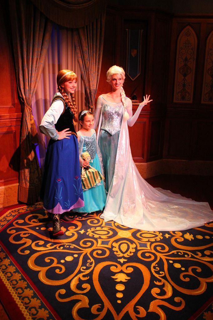 meet the princesses at walt disney world