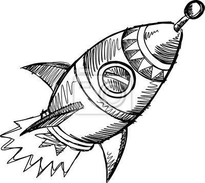 ilustracja-rakieta-szkic-doodle-sztuki.jpg (400×358)