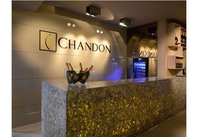 Champanharia Chandon é ambiente arrojado na Casa Cor RS