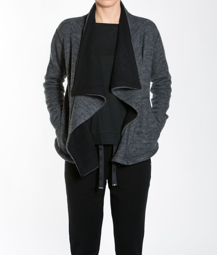 Frost Motojacket women Charcoal