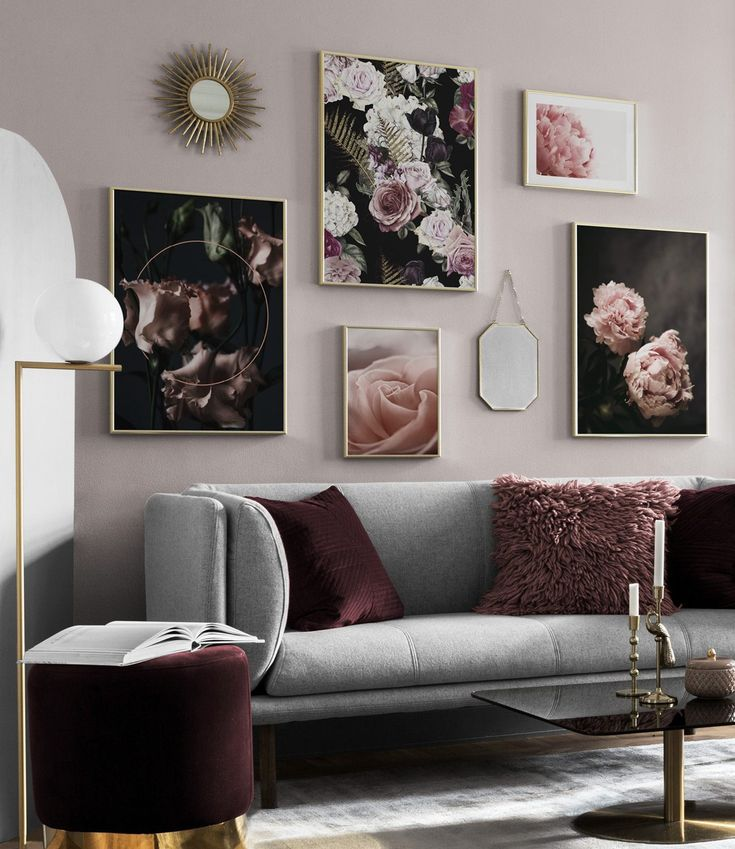 How To Give Your Home Pinterest Worthy Wall Art