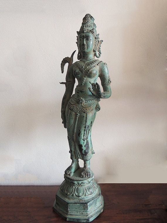 Goddess of Fertility and Wealth