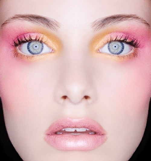 pink makeup16