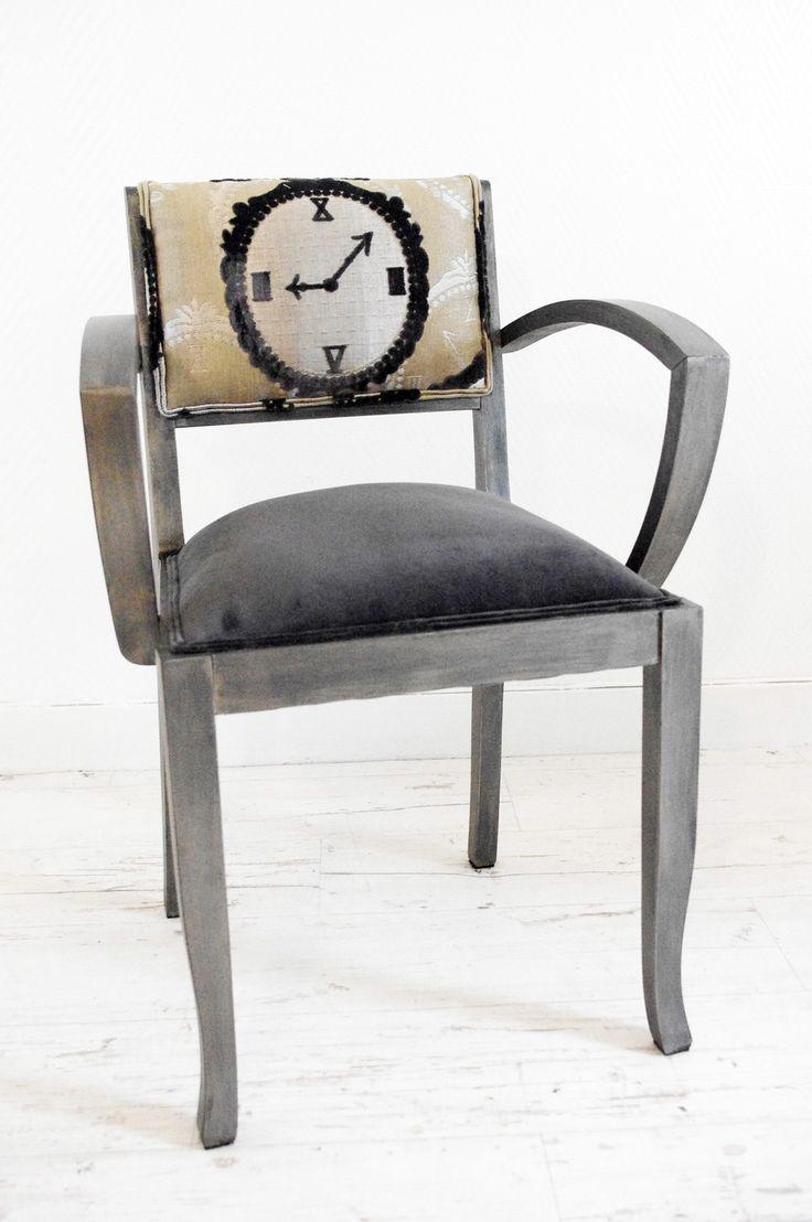 52 best fauteuils bridges images on pinterest armchairs. Black Bedroom Furniture Sets. Home Design Ideas