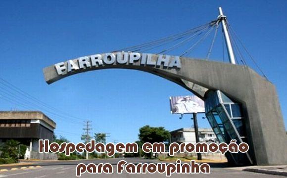 Pacotes para Farroupilha RS a partir de R$ 192 #pacotes #viagem #promoções #rs #farroupilha