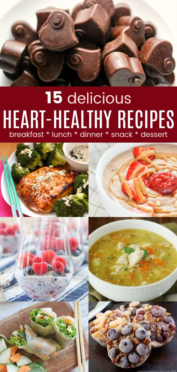 87 Heart Healthy Recipes That Are Anything But Bland Heart Healthy Dinners Heart Healthy Recipes Healthy