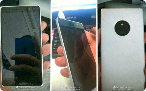 Se filtran fotos del Nokia Lumia 830