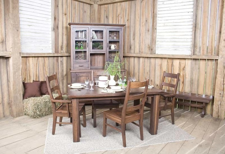 1900 Walnut Grove Dining. Visit www.thenewoaktree.com for more dining room furniture options.