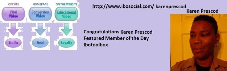 Congratulations Karen   http://www.ibosocial.com/karenprescod
