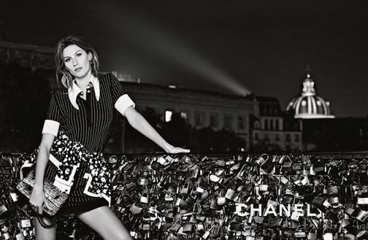 Chanel SS15 Ad Campaign ---> so-www.sophisticated.com