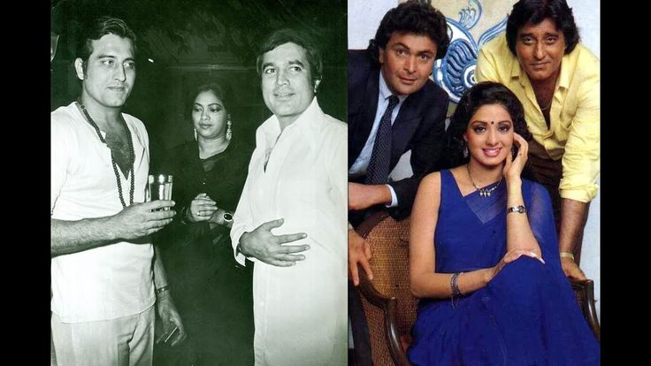 Bollywood Hero Vinod Khanna Rare and Unseen Images