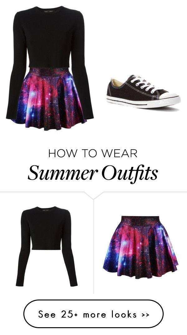 "Sommer-Outfits: ""Cooles Outfit"" von Frankskylar auf Polyvore mit Proenza Schouler und Converse"