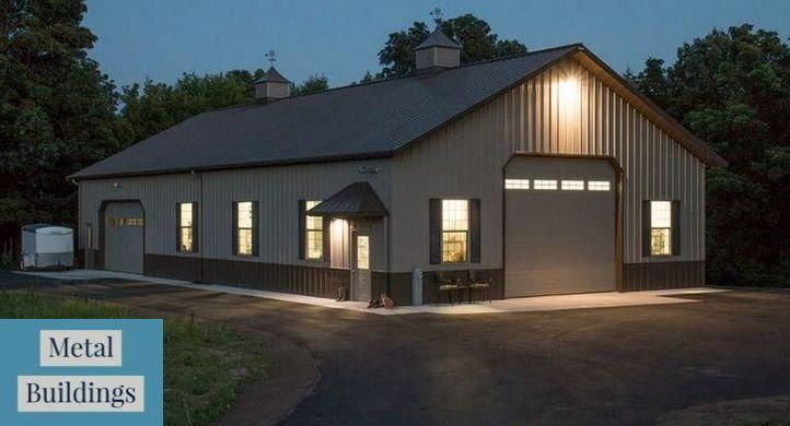 40x60 Metal Building Kit Prices Online Costs Amp Amp Estimates And Metal Buildings With Apartment Metal Building Homes Metal Buildings Morton Building